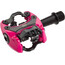 iSSi Flash II Pedaler pink/sort